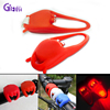 silicone LED bicycle accessory Front bicycle Position bicycle light