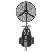 Amazing cooling fan water mist fan cooler system fan
