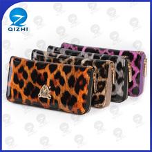 la impresión de leopardo damas carteras y monederos de venta al por mayor