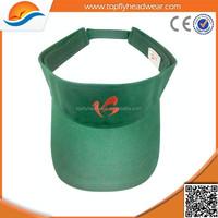Promotional high quality custom sun visor for summer of cheap price