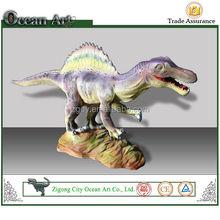 Dinosaur resin crafts,resin sculpture,resin statue