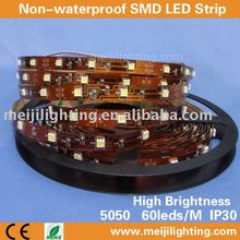 Shop light pink led strip (inexpensive and fine!)