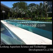 outdoor pool price acrilic