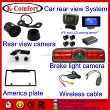 K-comfort good price and quality car rearview camera for honda Mainly for European and USA market for sale