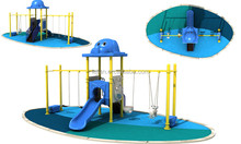 benefit Castle Series daycare centers favourite school playground ideas