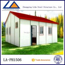 Alibaba Cheap ISO Prefab Houses Sip Prefabricated House