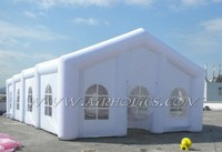 big discount superior quality Giant Sewed Inflatable Tent for sale