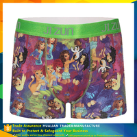 Customized high end design men exotic boxer underwear