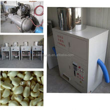 2015 new design price of garlic peeling machine with high efficient and high capacity