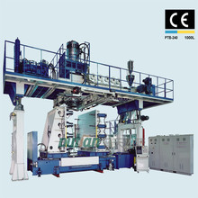 Good quality blowing machine blow molded plastic forklift pallet blow moulding machine plastic machine