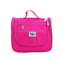 2015 New Design Cheap Fashionable Travel Hanging Travel Toilet Cosmetic Bag