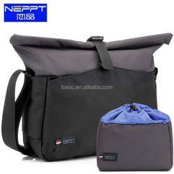 NEPPT digital camera bag for Male with low price single shoulder SLR camera bag dslr