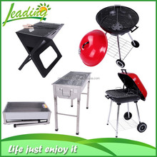 Table With Fire Pit Hot Selling Stainless Steel Charcoal Instant Bbq George Foreman Grill