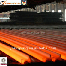 Chinese Standard Crane Rail QU80