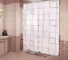 Fashion design hookless shower curtain / Shower Curtain Liner / bath curtain