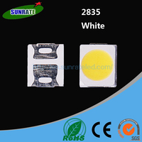 Epistar High Lumens 0.2w smd2835 Sanan Specifications Datasheet 2835 smd led Chip
