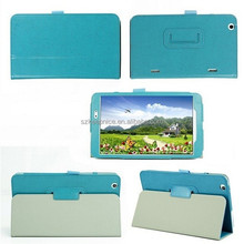 New Folding ultra thin leather case for LG 8.3 inch