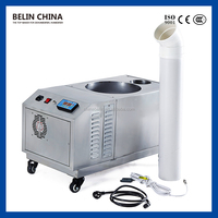 2015 LED display stainless steel cool room humidifier