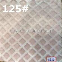 Factory in Jiangsu China 2015 Burnout Fabric short pile coral fleece plush fabric