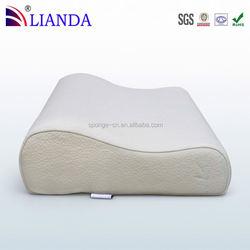 Customized neck protecting pillow memory foam