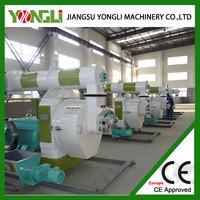 Authorized by CE SGS IS9001 excellent performance chicken manure fertilizer pellet making machine price