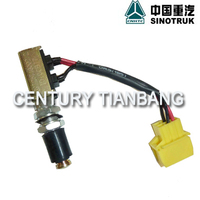 Factory directly sales china howoA7 truck brake parts WG9725716002 brake switch