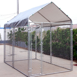 professional factory direct sale dog kennel/chain link dog kennel/stainless steel dog kennel