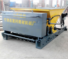2015 Newest prefabricated houses concrete wall panel production line/machine