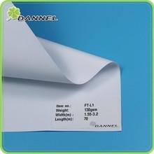 1.55m 50m wholesale UV backlit textile fabric vinyl