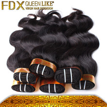 Alibaba hot sale unprocessed machine weft indian hair industries