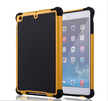 OEM service manufacture professional football skin fashion case for iPad mini kids shockproof tablet case