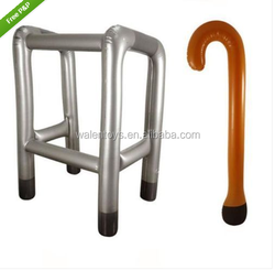 Inflatable Walking Stick, inflatable Zimmer Frame