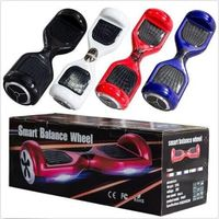cool modern self balance unicyle smart wheel balance scooter with carry bag for trip for girls boys for sale