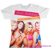 Custom New Fashion Womens/Mens Ropa mujer Bad Breakers 3D Print Casual T-Shirt