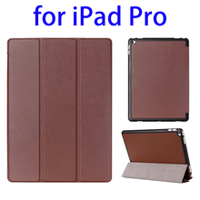OEM Service Karst Texture Leather for iPad Pro Leather Cover