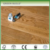 China smoked oak engineered wood flooring with oiled