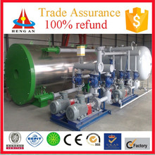 CE ISO BV certificate factory price trade assurance gas fired hot oil vertical organic heater