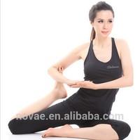 Fashion Women Training Sports Suits Yoga Set Vest Shorts Running Gym Workout Fitness Exercise Clothing Yoga Wear