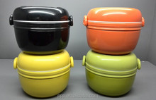 420ml multi functional food container/apple shaped stainless steel vacuum jar/ insulated soup vacuum bowl