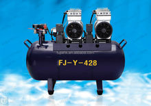 Fujia High Pressure Electric Motor Dental Silent Oil Free Air Compressor With CE Approved/Dental Oil Free Air Compressor