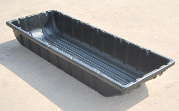 Hunting or fishing plastic sled for ice or snow activity for Ice fishing plastics