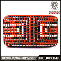 2015 New product Promotion designer lady beaded evening bags guangzhou