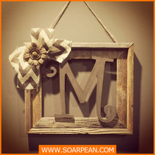 wall decoration wholesale wooden picture photo frame