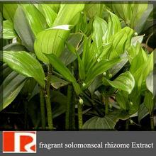 fragrant solomonseal rhizome Extract;Polygonatum odoratum (Mill.) Druce;Rhizoma Polygonati Odorat