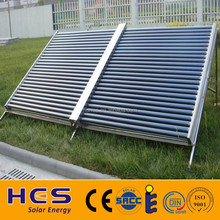 Solar water heater vacuum tube solar collector