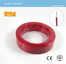 JB8734-98 standard 2.5mm cheap electrical cable price for different types of electrical cables