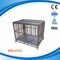 MSLVC02 Cheap dog cage stainless steel