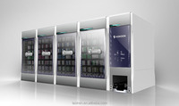 depensing and delivering the boxes drugs automation machine for pharmacy
