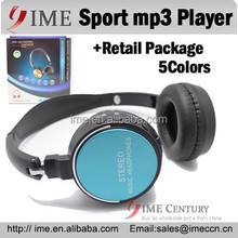 Brand Stereo Headset 810 Earphone for PC Support Memory Card Sport Headset mp3 Player 5 Colors