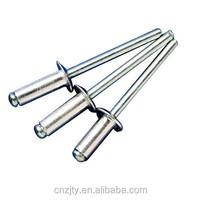 aluminum blind rivet nut, metal rivet fastener manufacturer